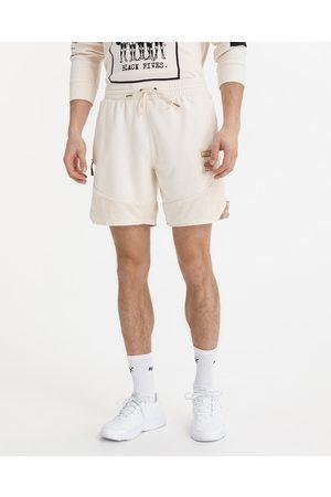 PUMA Black Fives Shorts Beige