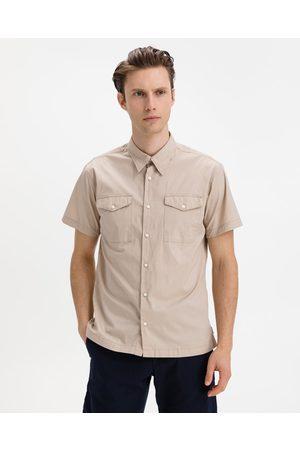 Jack & Jones Paul Solid Shirt Beige