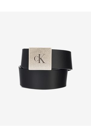 Calvin Klein Belt Black Brown