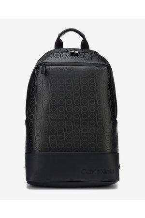 Calvin Klein Homem Mochilas - Round Backpack Black