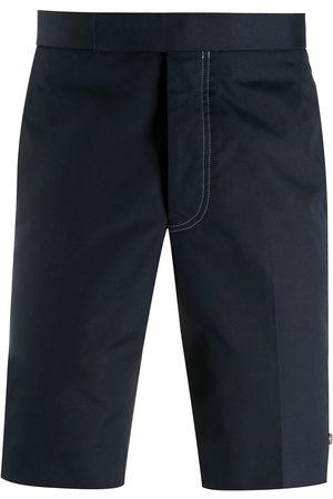 Thom Browne Homem Calções - Slim chino shorts