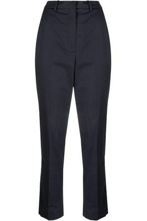 Incotex Senhora Calças Formal - Tailored cotton trousers