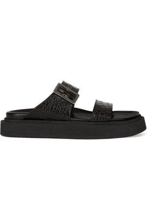 Giuseppe Zanotti Homem Sandálias - Side-buckle sandals