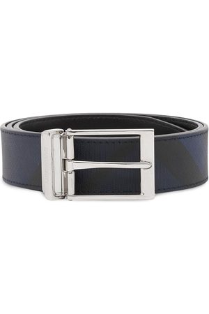 Burberry Homem Cintos - Adjustable buckled belt