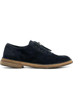 Premiata Eyelet-embellishment lace-up shoes