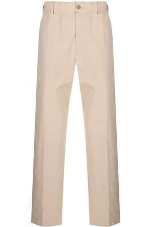 AMBUSH Homem Calças Formal - Pull-on straight-leg trousers