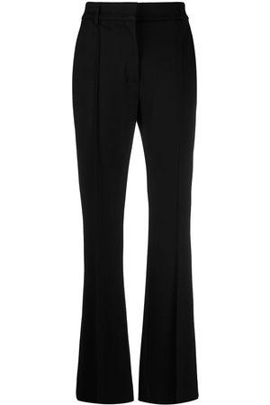 Dorothee Schumacher Senhora Calças Formal - Emotional Essence pressed-crease tailored trousers