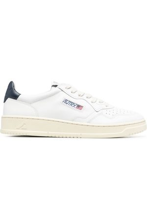 Autry Logo-patch sneakers