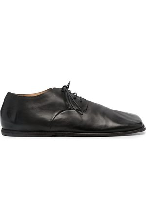 MARSÈLL Square-toe derby shoes