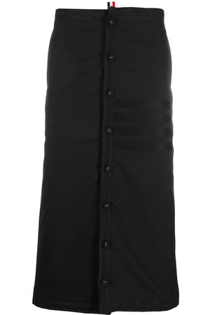 Thom Browne Mid-length buttoned skirt
