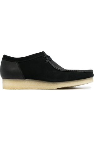 Clarks Homem Oxford & Moccassins - Wallabee lace-up suede shoes