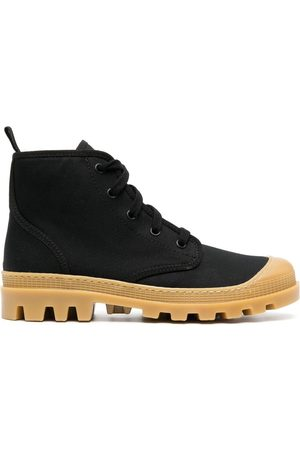 GIA Senhora Botas com Atacadores - Perni lace-up boots