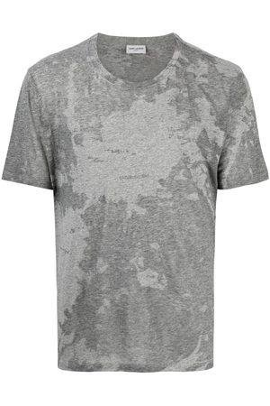 Saint Laurent Tie-dye T-shirt