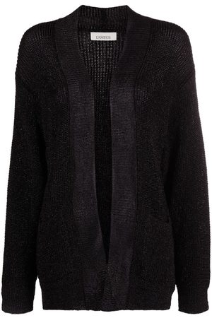 LANEUS Slouchy knitted cardigan