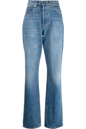 Paco rabanne Senhora Cintura Subida - High-waist missing pocket jeans