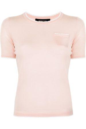 Paule Ka Round neck short-sleeved T-shirt