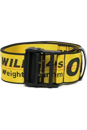 OFF-WHITE Logo Industrial belt