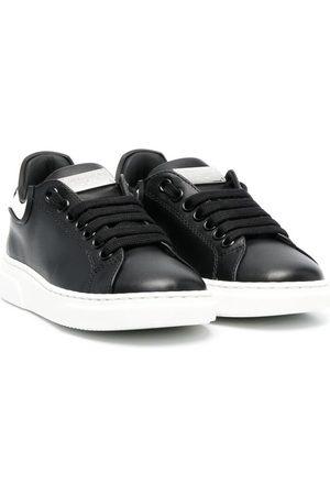 Philipp Plein Runner Iconic Plein leather trainers