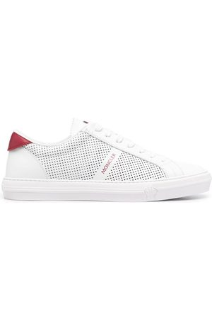 Moncler Homem Ténis - New Monaco perforated sneakers