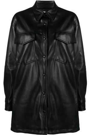 Apparis Riley buttoned-up shirt jacket
