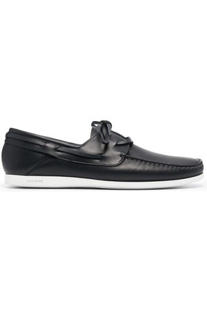 CAR SHOE Homem Sapatos - Polished-leather boat shoes