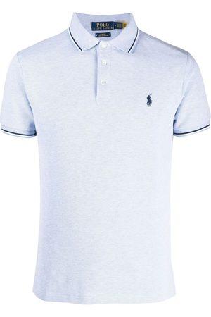 Polo Ralph Lauren Homem Formal - Logo-embroidered polo shirt