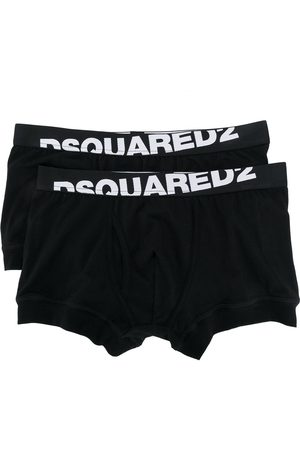 Dsquared2 Angular logo boxer two-pack