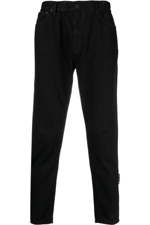 OFF-WHITE Homem Retos - High-rise straight-leg jeans