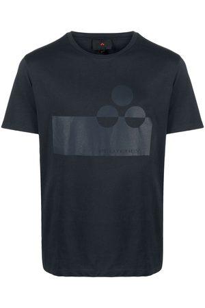 Peutery Homem T-shirts & Manga Curta - Logo print T-shirt