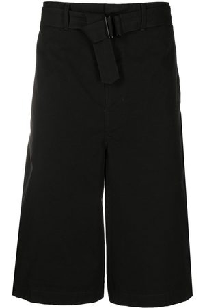 LEMAIRE Drop-crotch bermuda shorts
