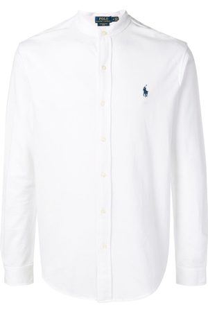Polo Ralph Lauren Homem Formal - Mandarin collar shirt