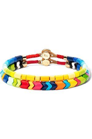 Roxanne Assoulin Homem Pulseiras - Surprise!' beaded bracelet duo