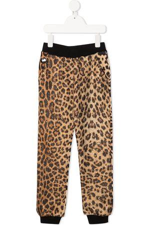Philipp Plein Menina Joggers - Leopard-print joggers