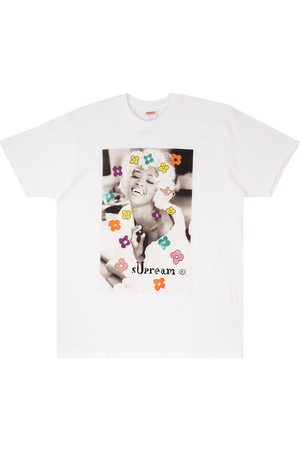 Supreme Homem T-shirts & Manga Curta - Naomi-print T-shirt