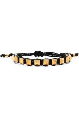 VALENTINO GARAVANI Homem Pulseiras - Rockstud adjustable bracelet