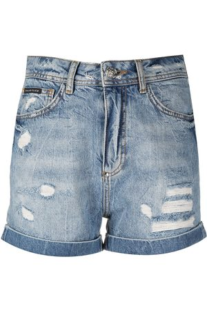 Philipp Plein Iconic Plein hot pants
