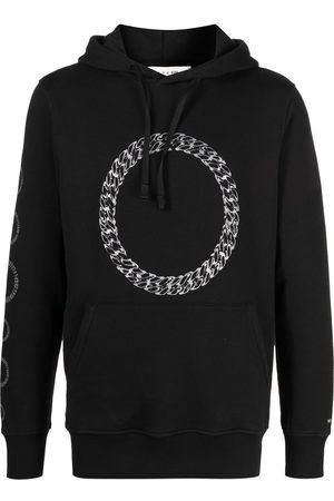 1017 ALYX 9SM Logo circle print hoodie