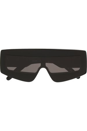 Rick Owens Óculos de Sol - Shield sunglasses