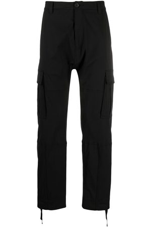 MARCELO BURLON Straight-leg cargo trousers