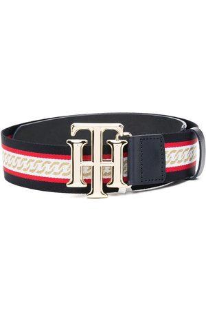 Tommy Hilfiger Senhora Cintos - Webbing waist 4.0 belt