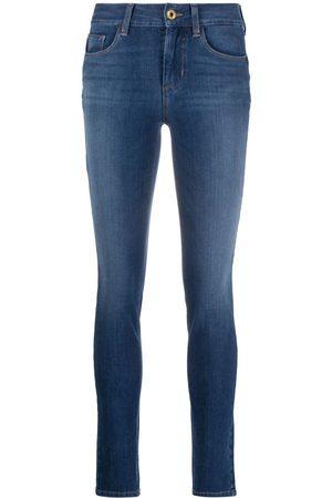 Liu Jo Stonewashed skinny jeans