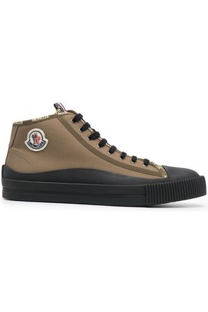 Moncler Homem Tops & T-shirts - Lissex high-top sneakers