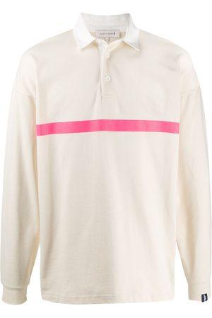 MACKINTOSH Striped rugby shirt