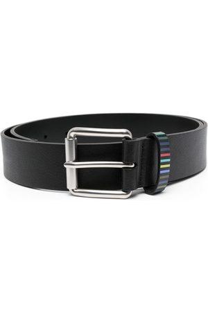 Paul Smith Homem Cintos - Stripe trim belt