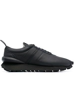 Lanvin Homem Ténis - Bumper panelled sneakers