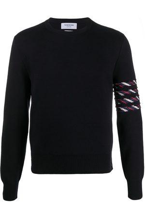 Thom Browne 4-Bar stripe jumper