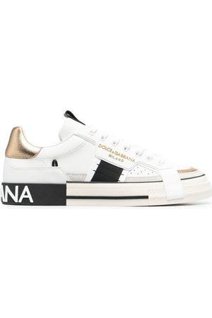 Dolce & Gabbana Homem Tops & T-shirts - Custom 2.Zero low-top sneakers