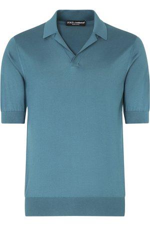 Dolce & Gabbana Homem Manga curta - Short-sleeve polo shirt