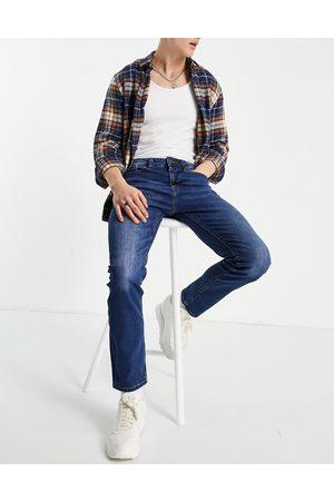 New Look Slim jeans in mid blue