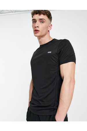 ASOS Icon training t-shirt with quick dry in black